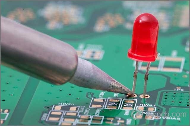 PCB LED personalizzato